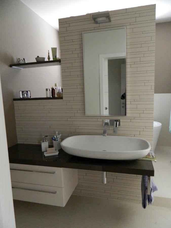 Foto bagno padronale di di vincenzo 63891 habitissimo for Doppi bagni padronali