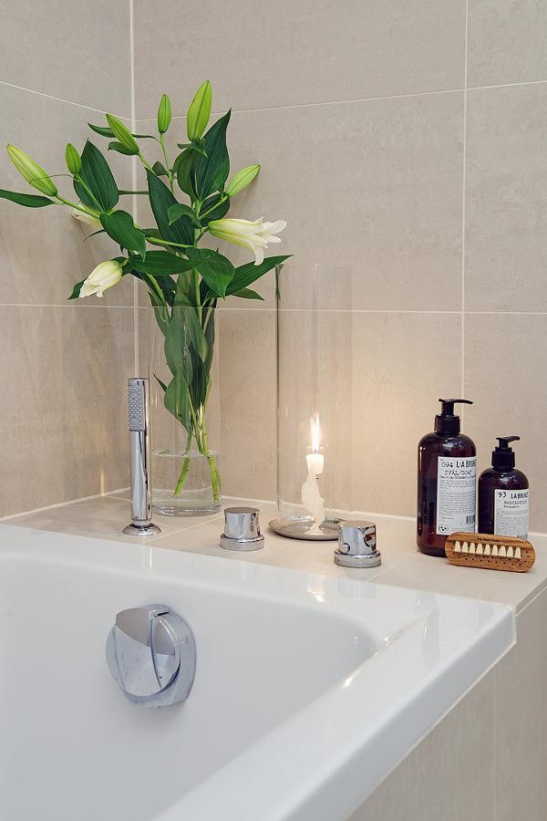 Foto bagno stile romantico de valeria del treste 278788 for Bagno romantico