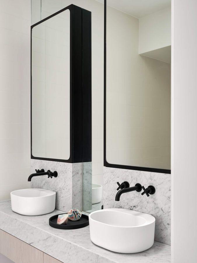 Come scegliere la rubinetteria da bagno idee ristrutturazione bagni - Rubinetteria bagno nera ...