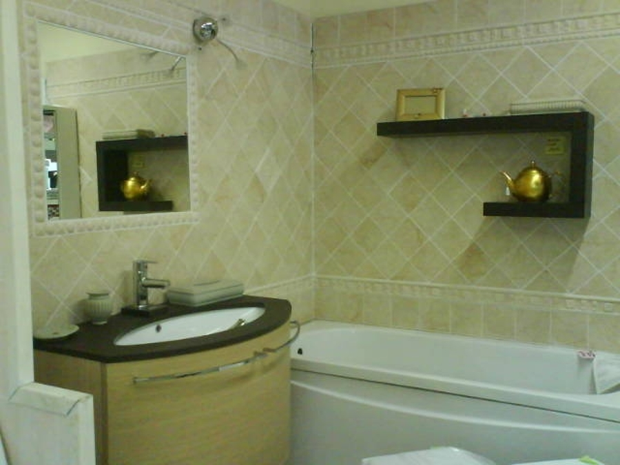 bagno travertino