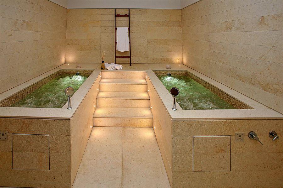 bagno turco piastrelle