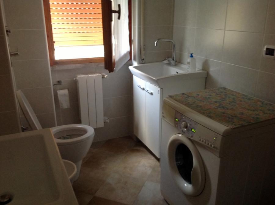 Bagno USO lavanderia