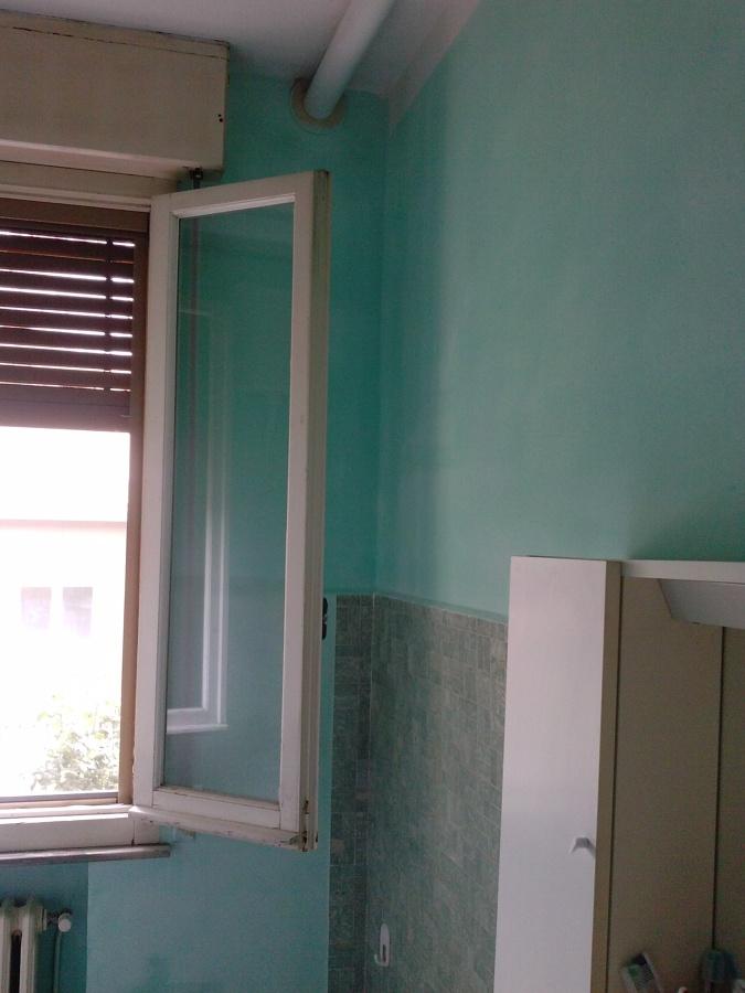 Progetto pareti colorate idee imbianchini for Pareti verde acqua