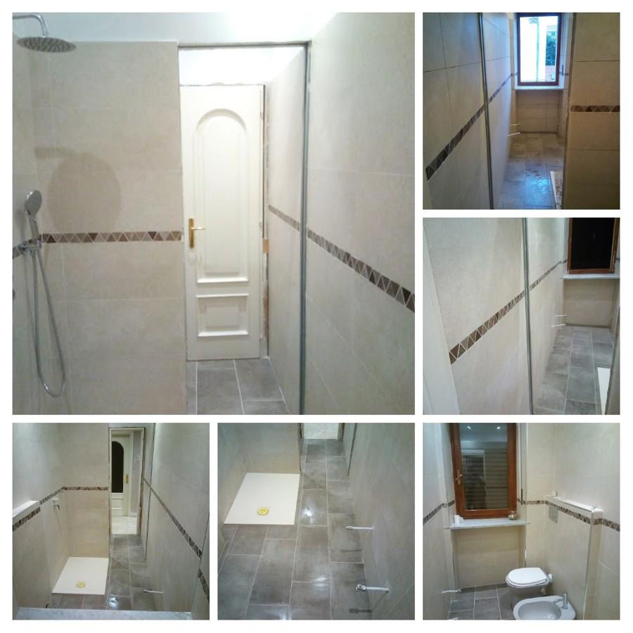 Bagnocon anti bagno Ristrutturato Completo