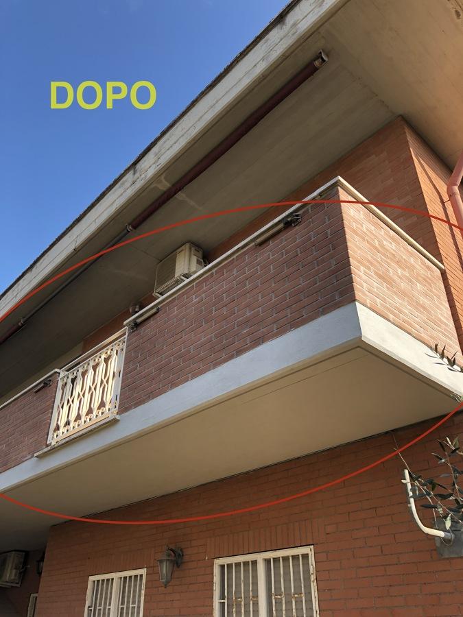 Balcone doppio