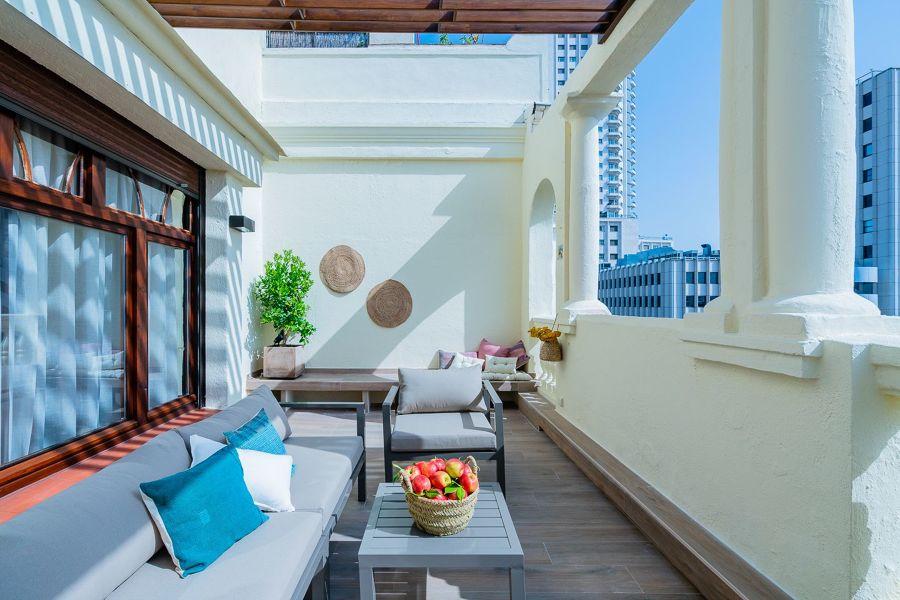 balcone pratico