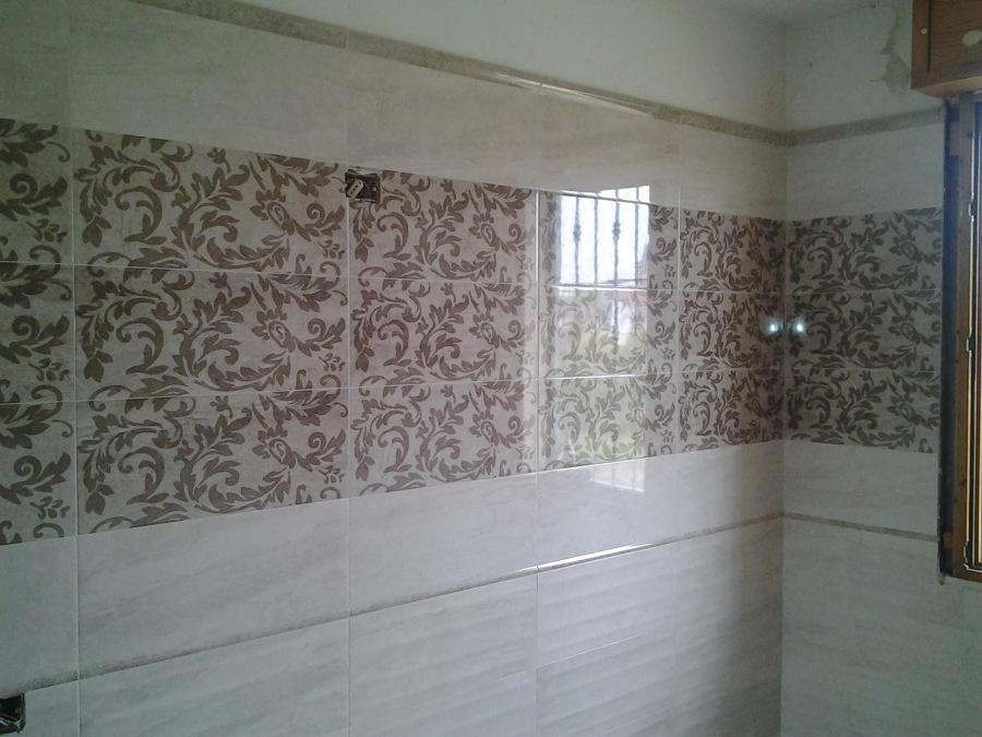 Foto bellissimo bagno marmorizzato di salvatore limonio 367547 habitissimo - Piastrellisti a trieste ...