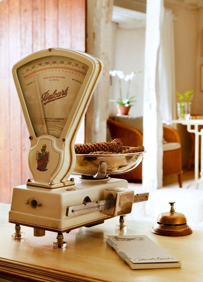 Complementi vintage per una casa piena di stile idee - Bascula de cocina barata ...