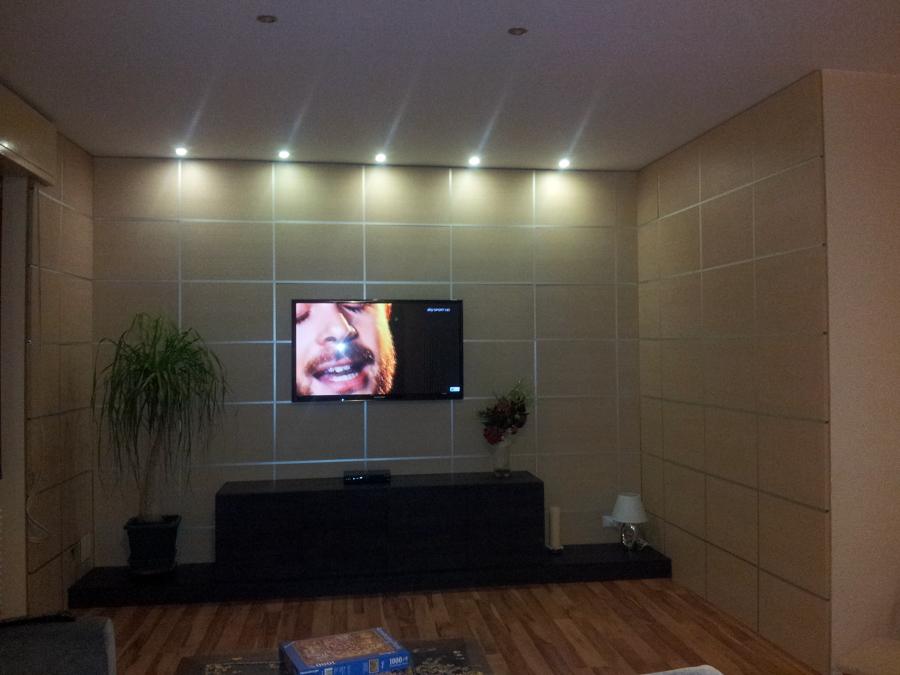 Progetto arredamento sala idee falegnami for Mobile sala