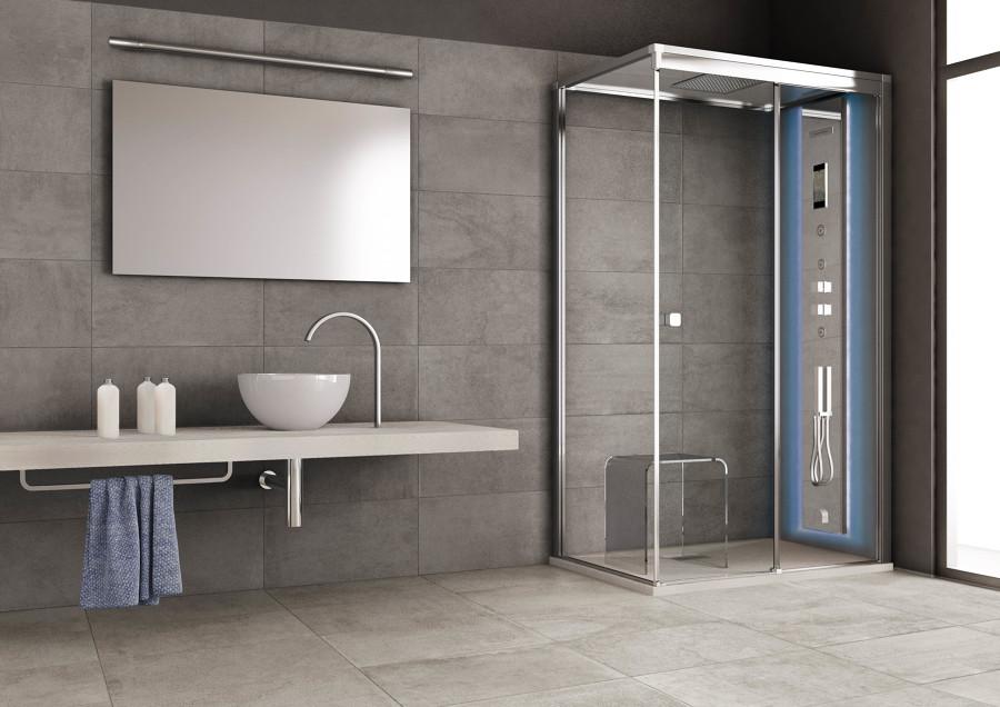 Installare o cambiare vasca bagno o doccia idee idraulici - Box doccia vasca da bagno ...