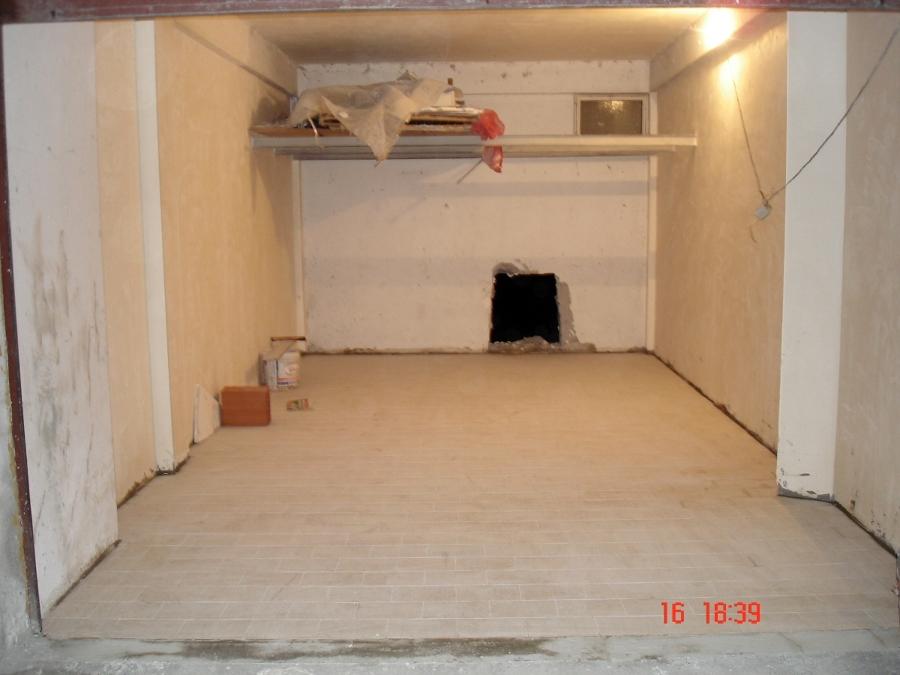 Progetto consolidamento statico di corpi garage e for Idee di garage staccate