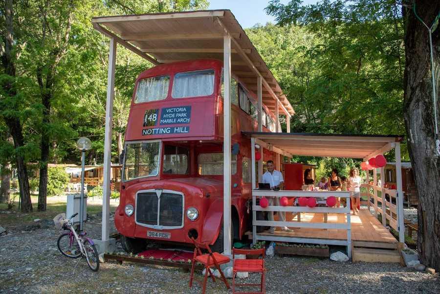 bus campeggio Ponte Barberino