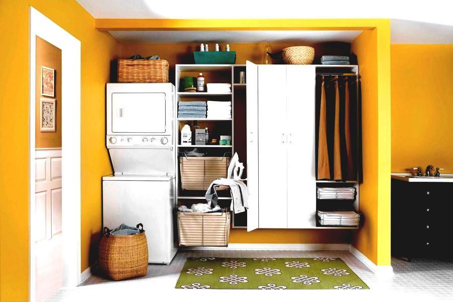 cabina armadio lavanderia