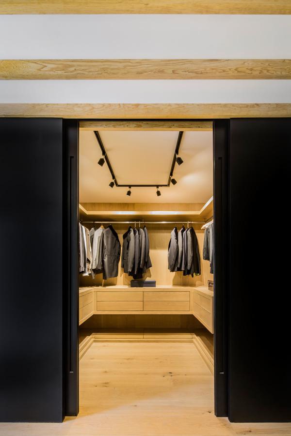 cabina armadio maschile