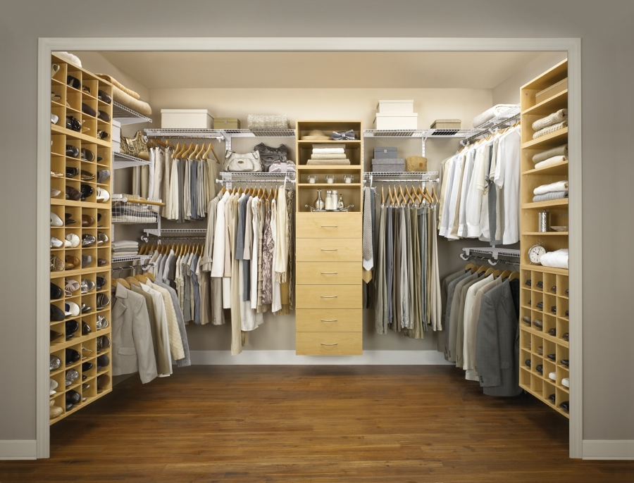 Idee Per Creare Una Cabina Armadio : Progetti di camera da letto con cabina armadio idee