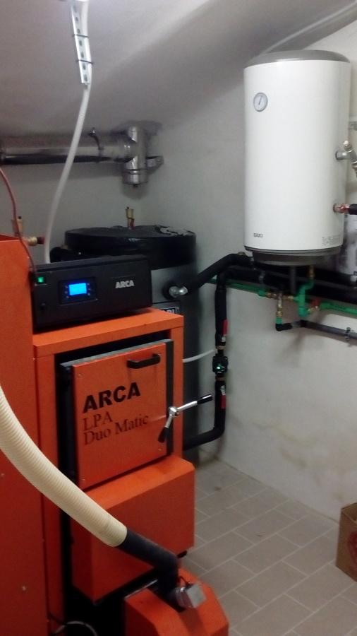Caldaia biomasse filetto idee riscaldamento for Caldaia a pellet vitoligno 300 c prezzi