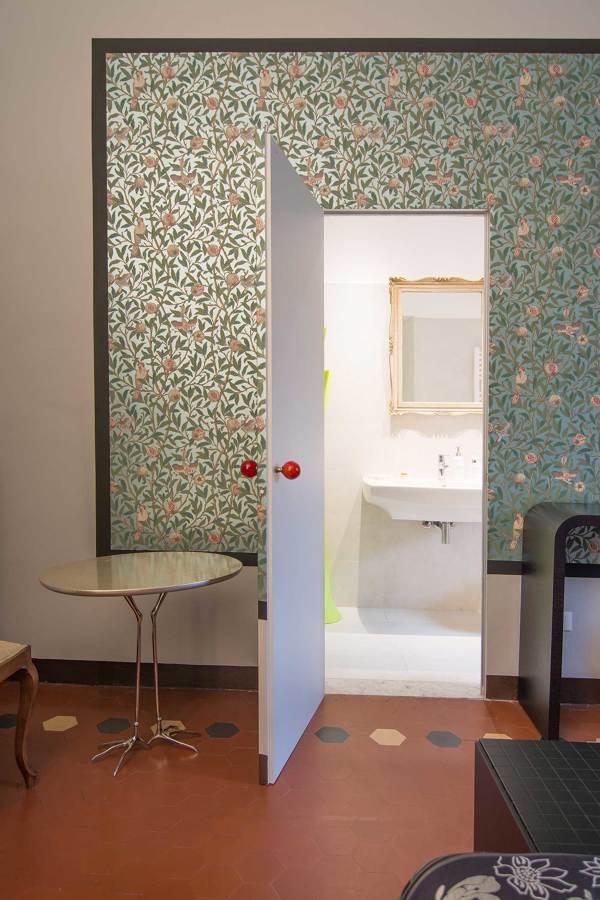 camera + bagno padronale