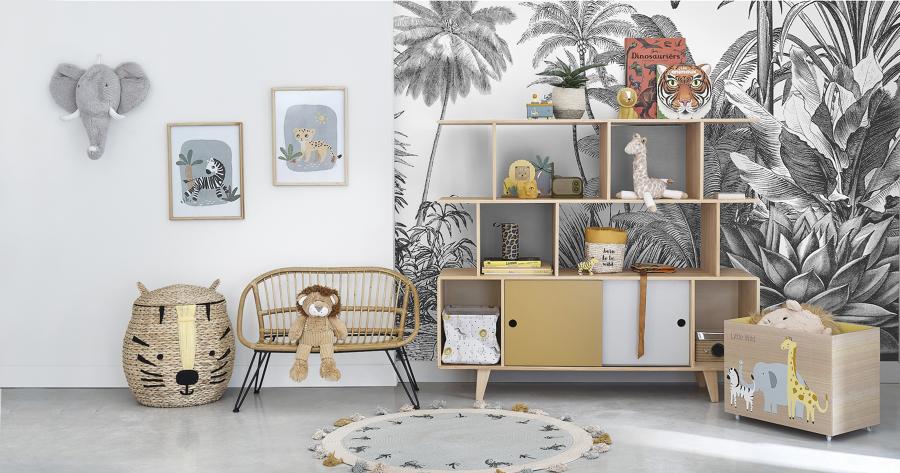 Camera bambinidi Maisons du Monde