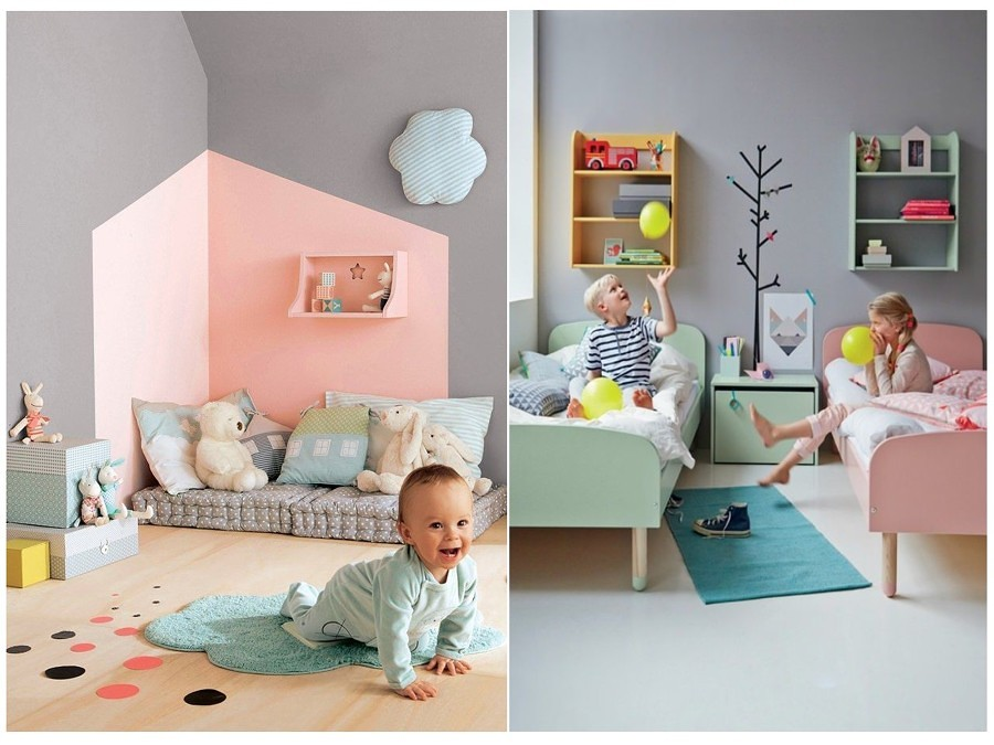 Camera Dei Bambini: uno Spazio Per Sviluppare la Personalità Dei ...