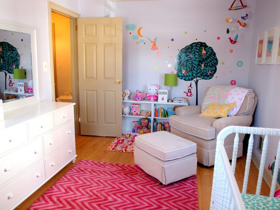 Foto: Camera Bambini Colori Neutri di Valeria Del Treste #334138 ...