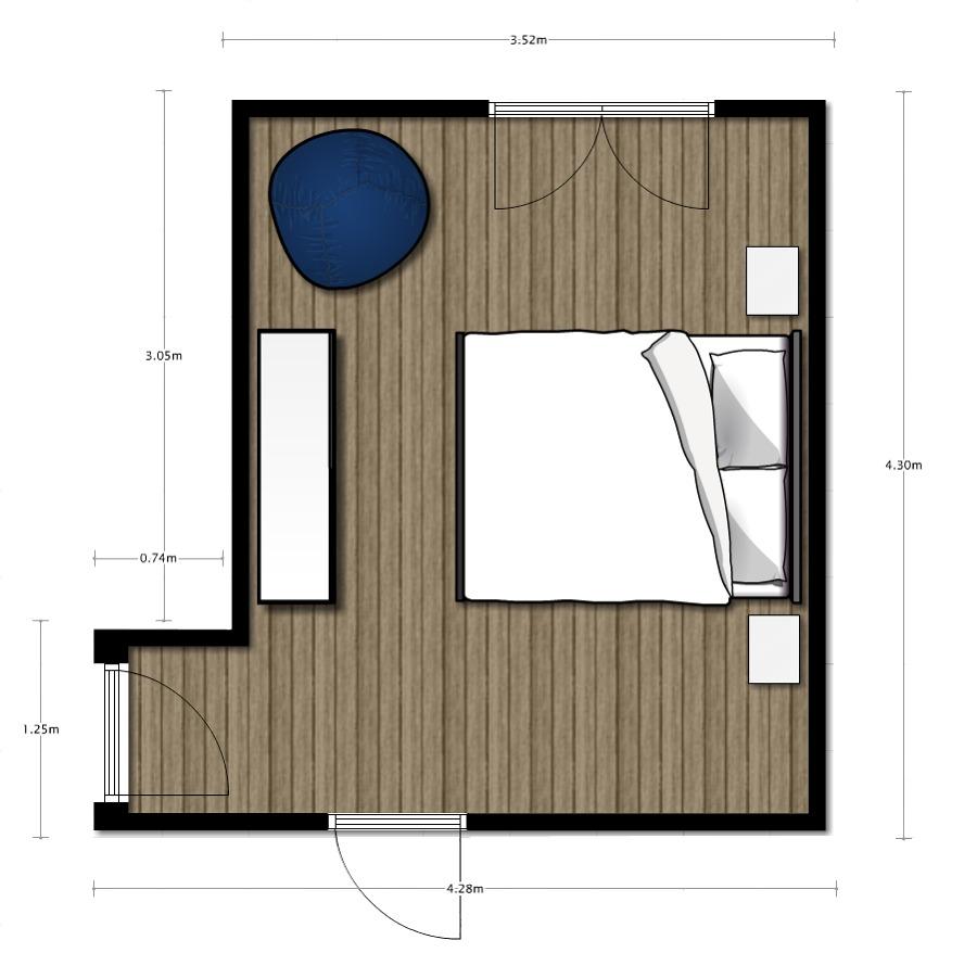 Camera da letto 1_pianta