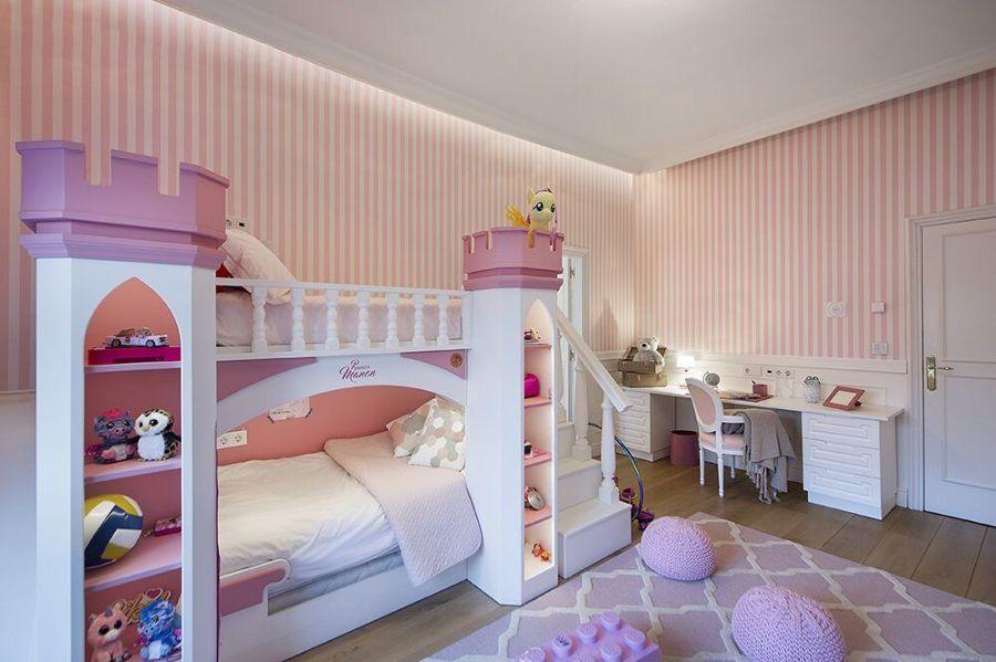 camera da letto bambine