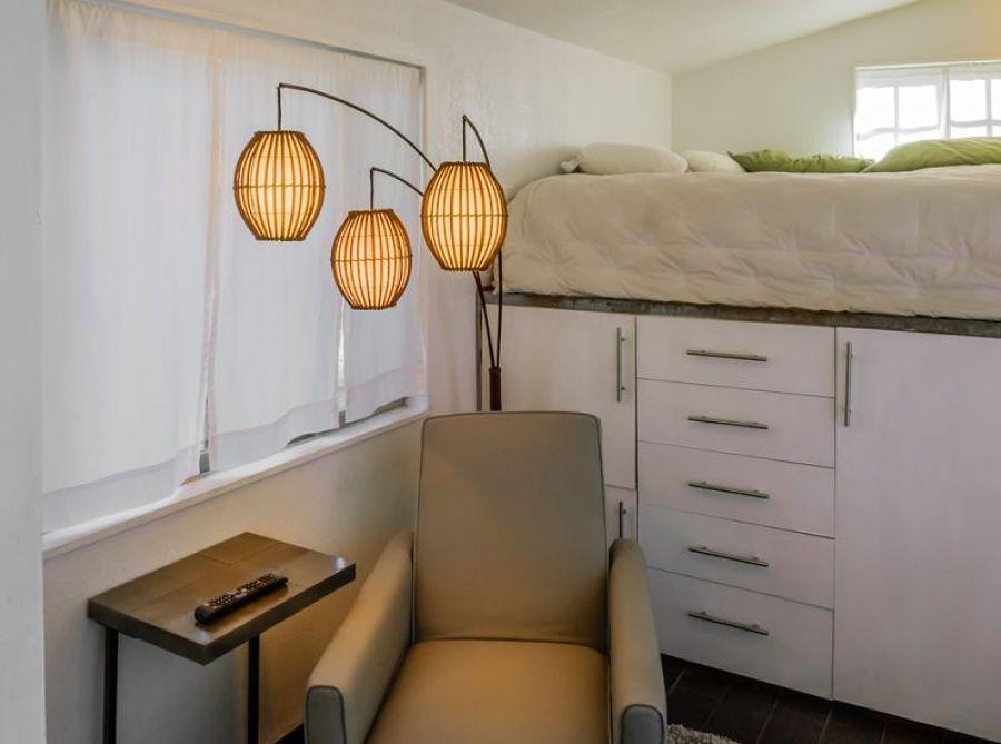 camera da letto casa piccola
