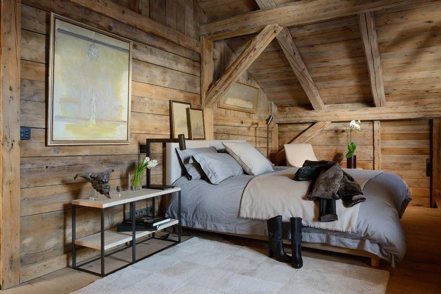 camera da letto chalet