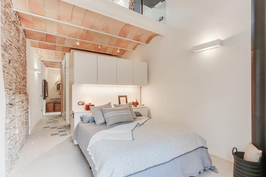 Foto camera da letto con bagno di rossella cristofaro - Camera da letto con bagno ...