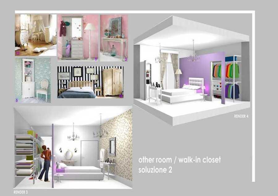 Best camera da letto con cabina armadio ad angolo images - Camera da letto con cabina armadio ad angolo ...