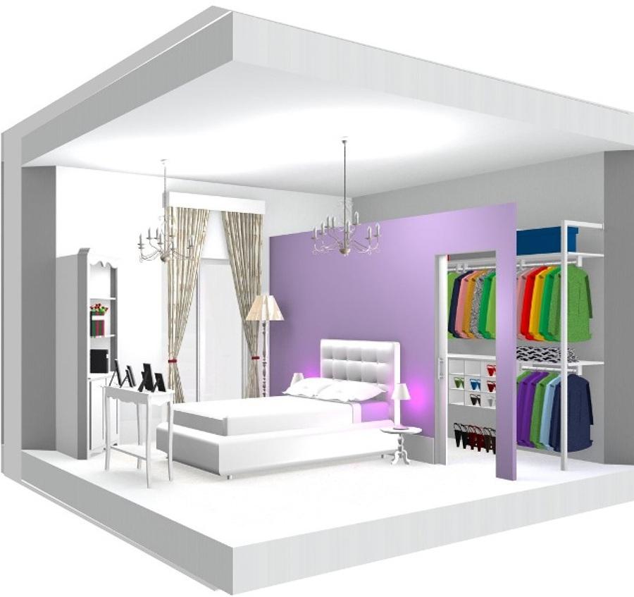 pianta camera da letto ~ dragtime for . - Progettazione Camera Da Letto