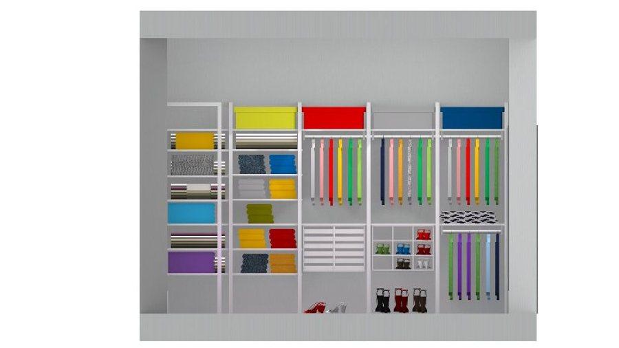 Idee bagno in camera da letto camera da letto di mq idea for Cabina 2 camere da letto con planimetrie loft