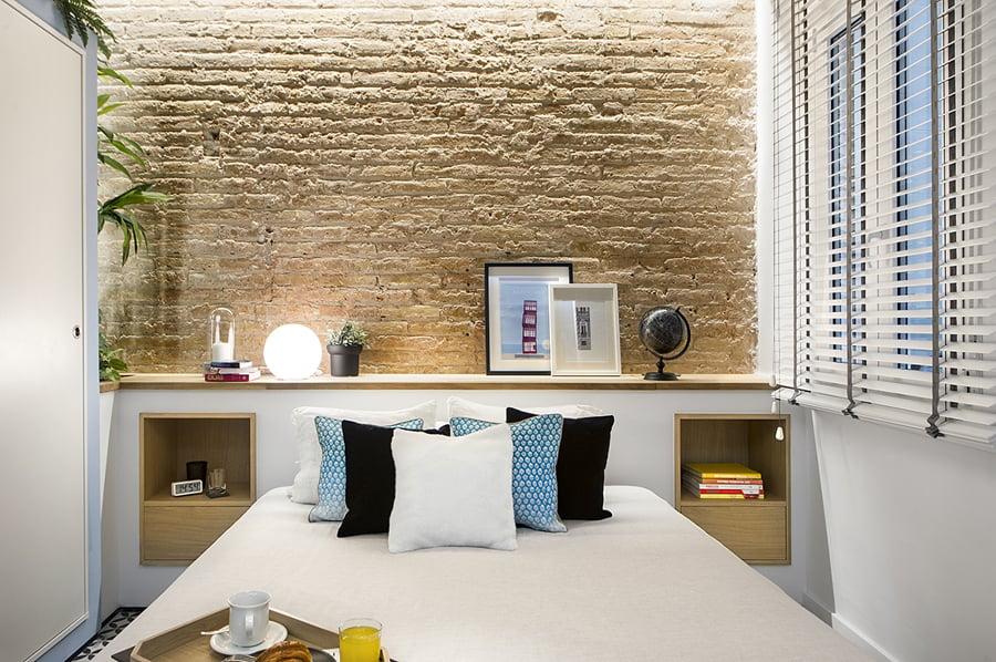 Come decorare le pareti della camera da letto 7 opzioni idee interior designer - Camera da letto idee originali ...