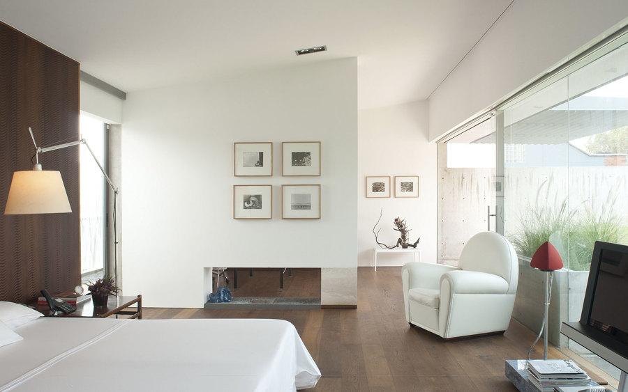 Foto: Camera da Letto con Parquet di Rossella Cristofaro #565730 ...