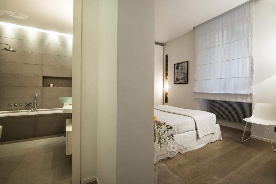 Camera da letto e bagno