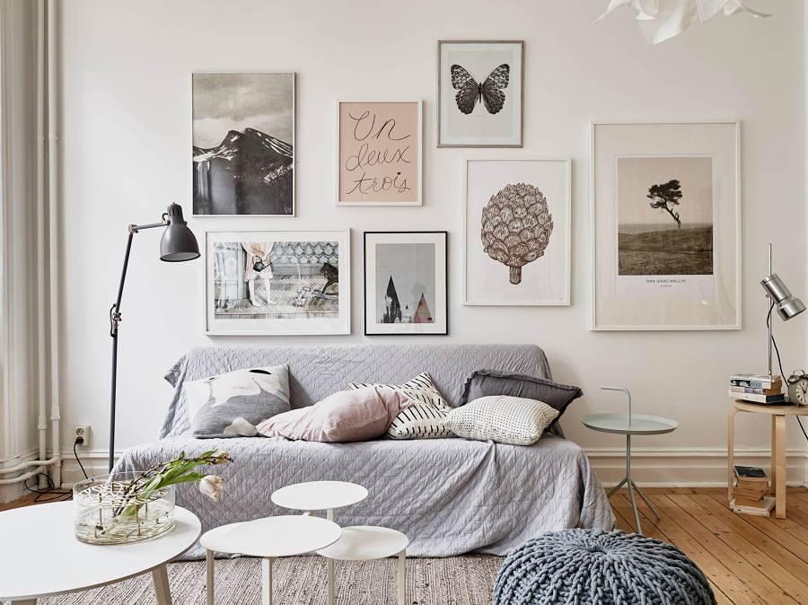 Camere Da Letto Giovanili : Foto camera da letto illuminata con lampade flessibili di valeria