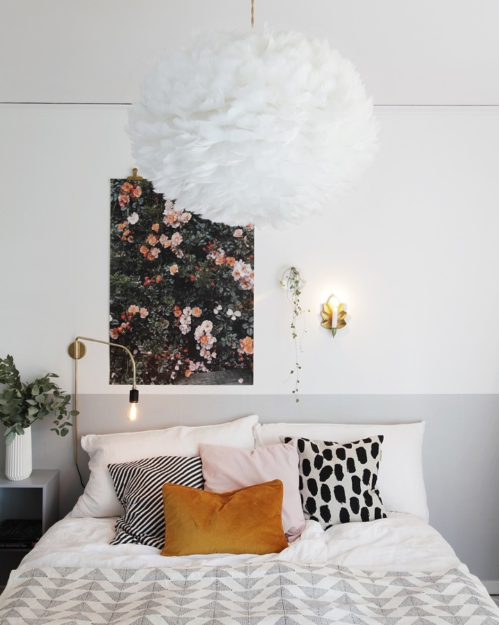 Foto camera da letto romantica di rossella cristofaro 465612 habitissimo - Stanza da letto romantica ...