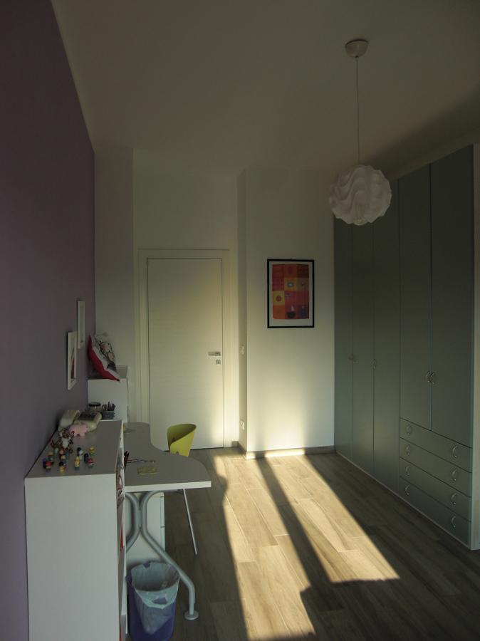 Ristrutturazione appartamento ivrea idee geometri - Camera da letto singola ...