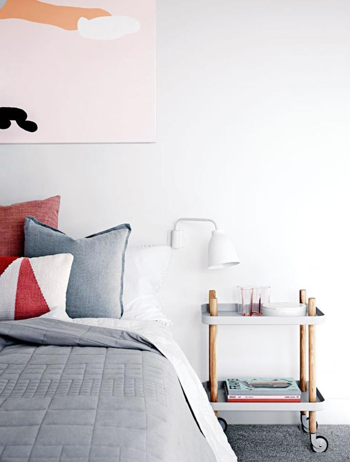 Idee creative per rendere la camera da letto spettacolare - Camera da letto stile nordico ...