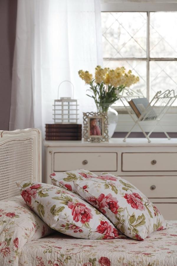 Foto camera da letto stile provenzale de valeria del - Dormitorios estilo provenzal ...
