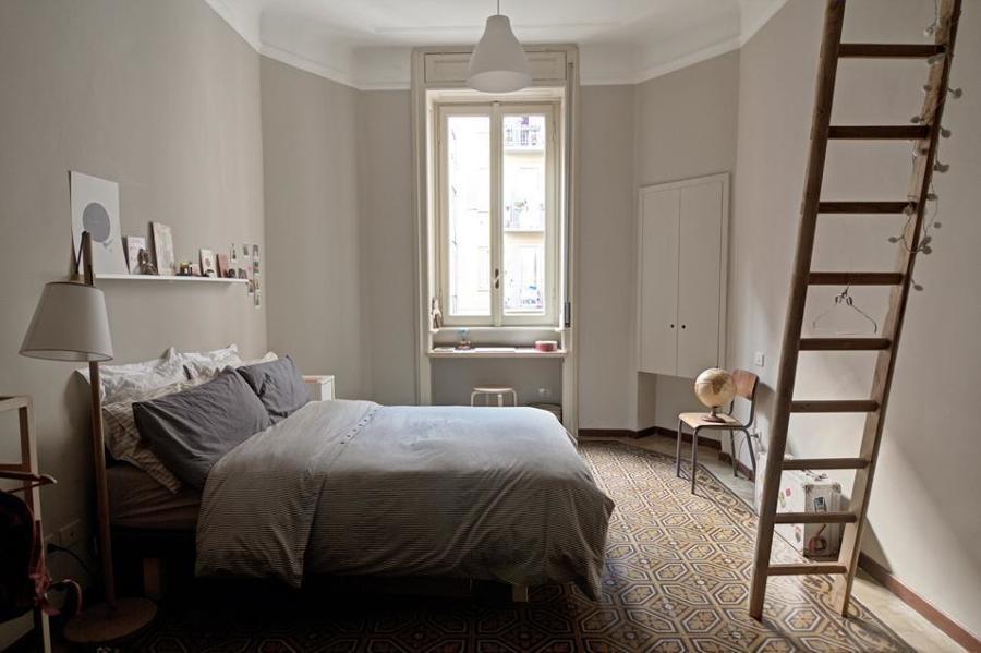 camera da letto stretta