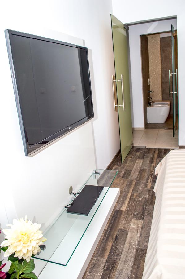 Camera da letto TV