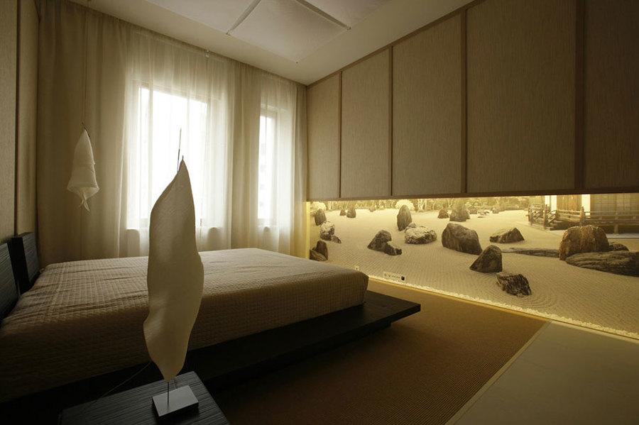 Foto camera da letto zen di rossella cristofaro 373482 for Camera da letto zen