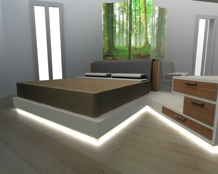 Progetto arredamento casa martino a padova pd idee mobili for Arredamento usato padova