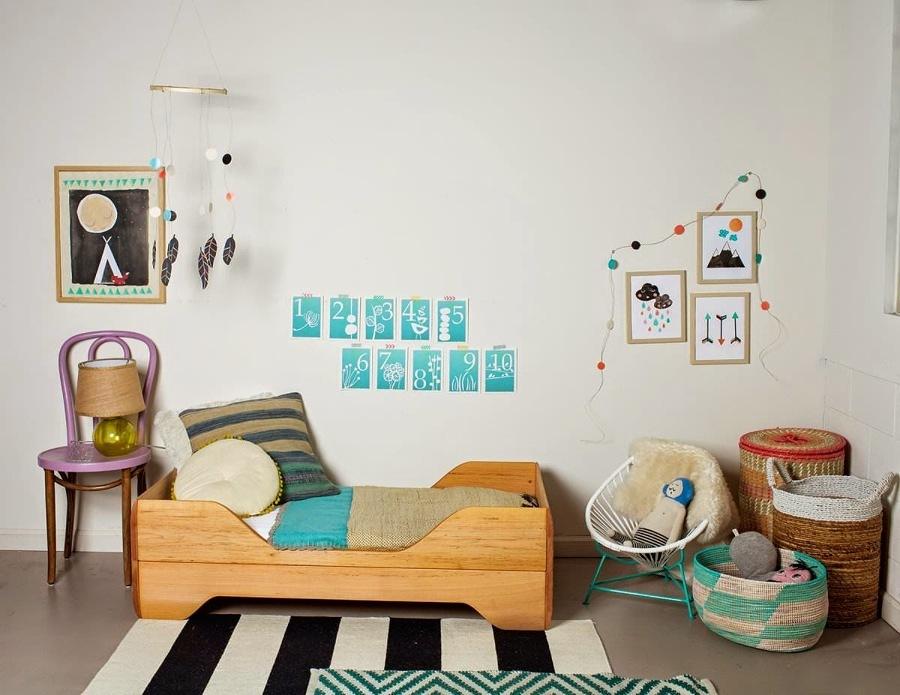 Arreda la camera di tuo figlio secondo la filosofia feng - Camera dei bambini ...
