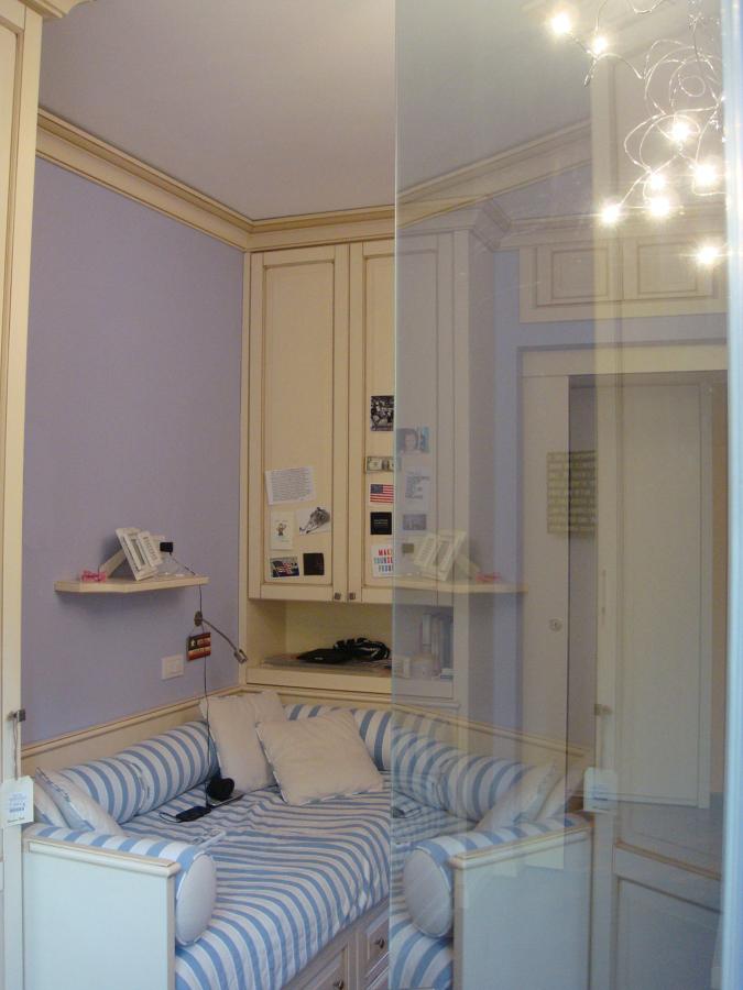Camera della bambina