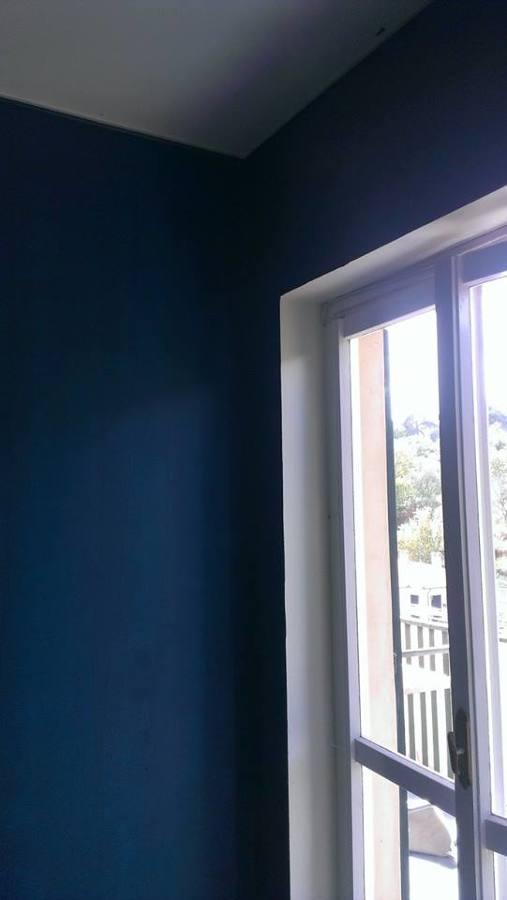 Camera pitturata