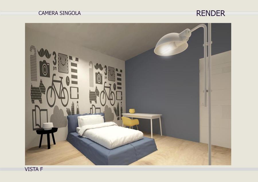 foto camera singola di architettura e design 345789