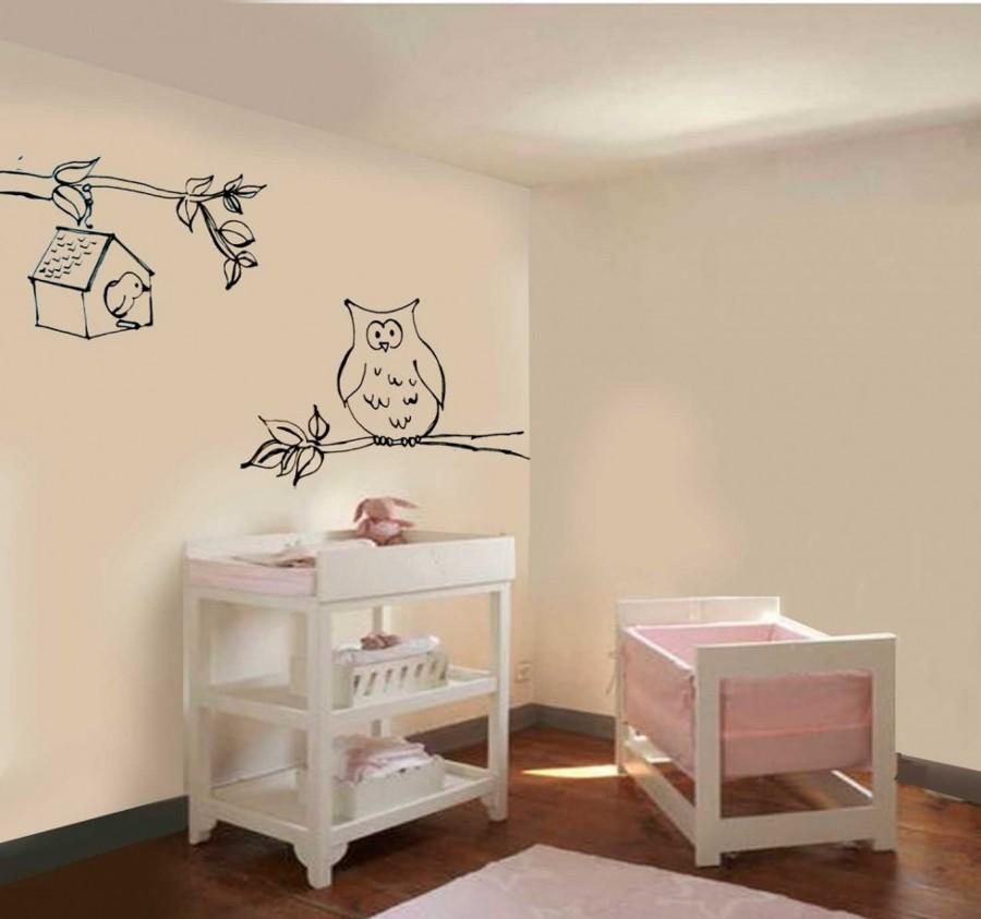 Foto cameretta colore pareti beige di marilisa dones - Colori cameretta neonato ...