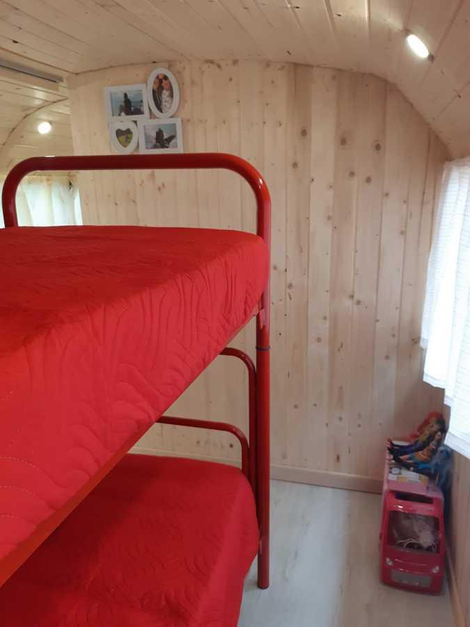 cameretta in camper